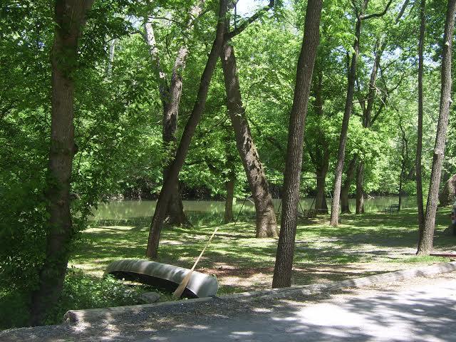 Battle Of Cedar Creek Campground Historic Family