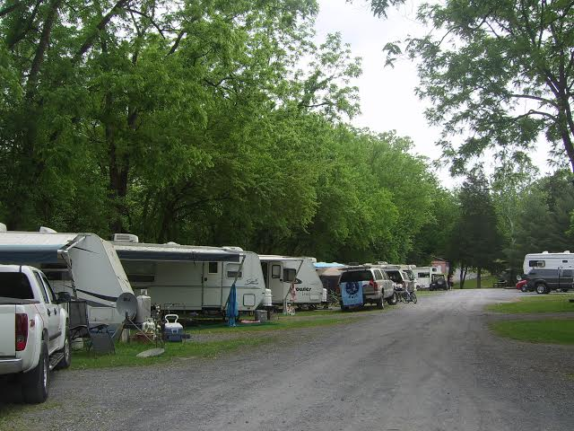 camping in the northern shenandoah valley of virginia